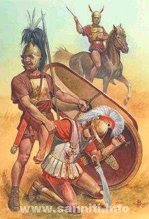 Romans vs Samnites